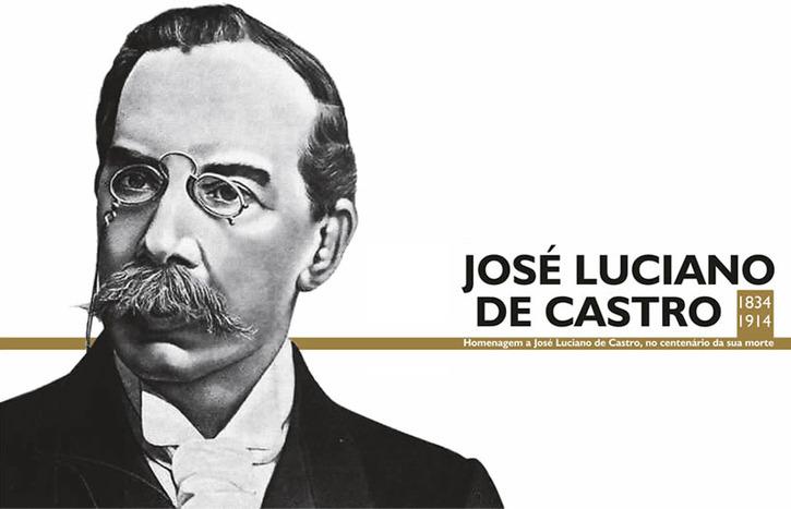 Exposição sobre José Luciano de Castro