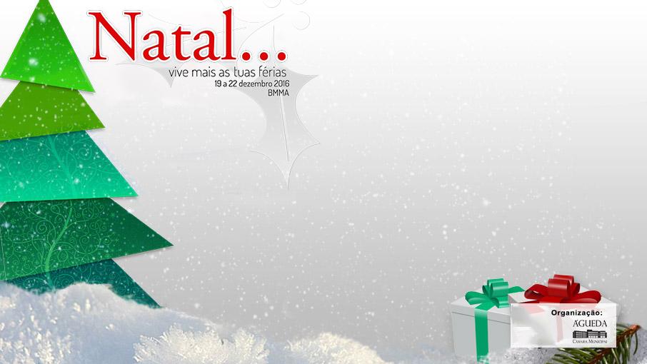 Natal... Vive mais as tuas férias