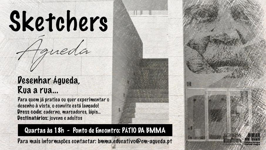 Sketchers Águeda
